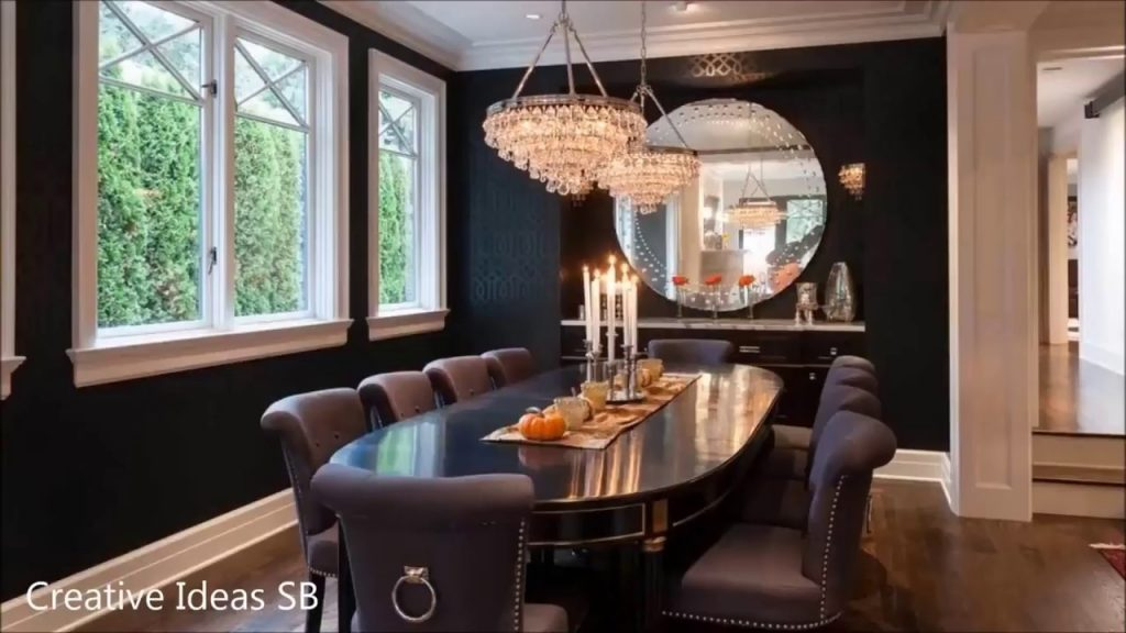 10 Dining Room Design Ideas 2018 Modern And Classic Deco Ideas Part