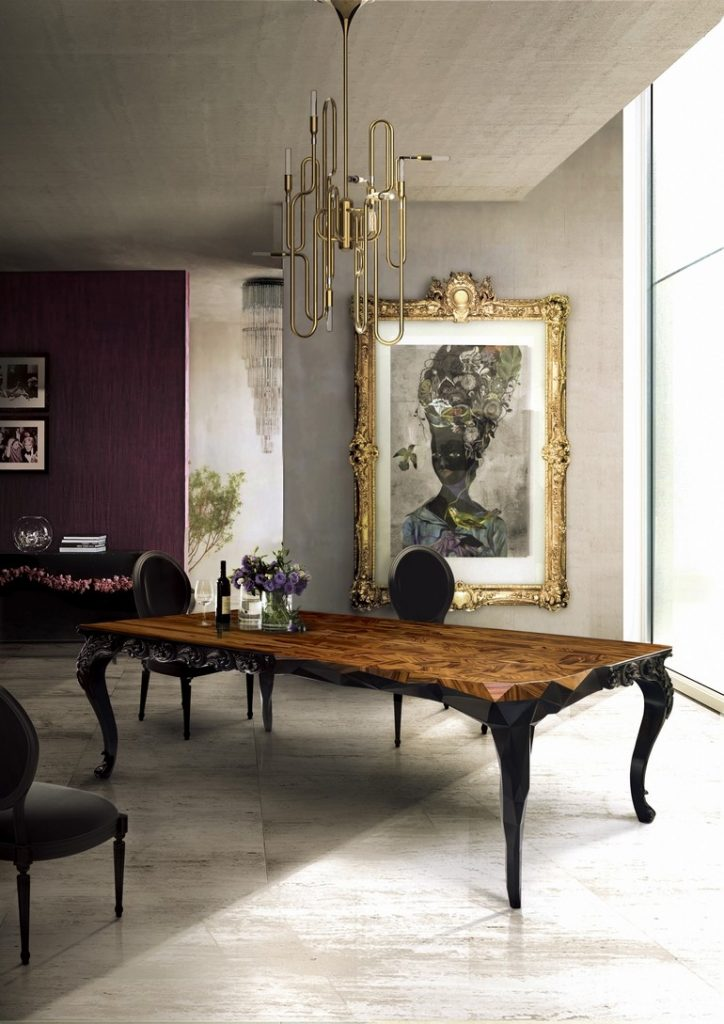 10 Most Trendiest Dining Room Decorating Ideas For 2018 Dining