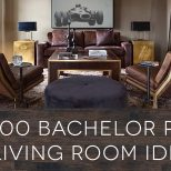 100 Bachelor Pad Living Room Ideas For Men Youtube