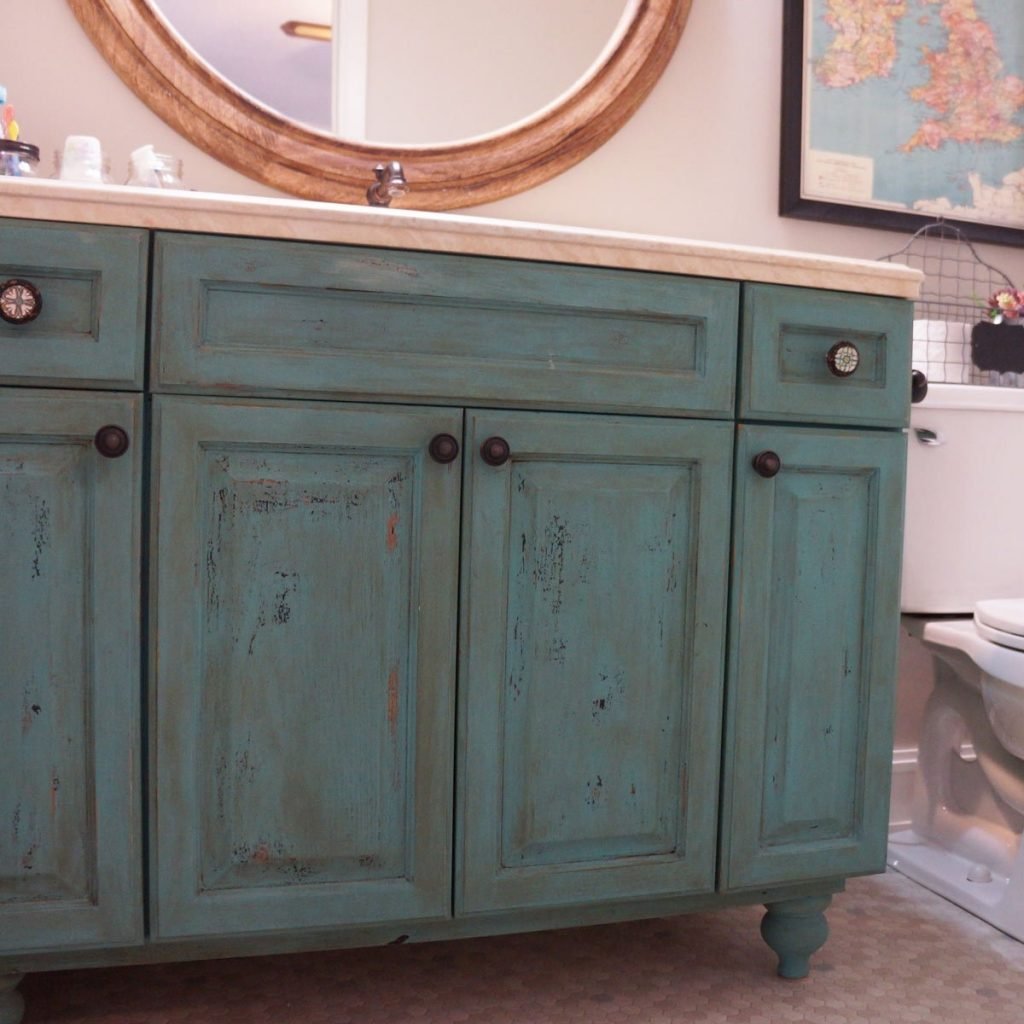 12 Astonishing Diy Bathroom Vanity Makeovers The Family Handyman