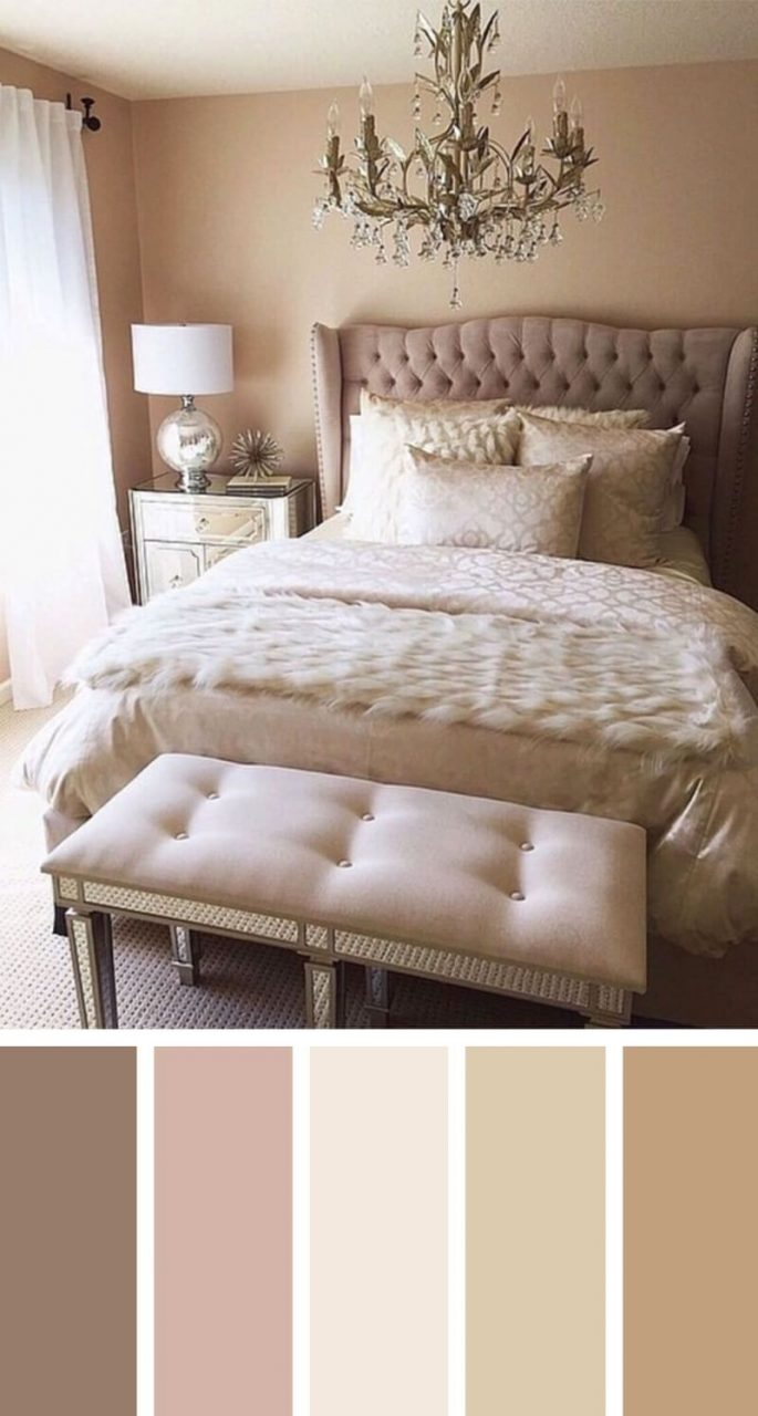 12 Gorgeous Bedroom Color Scheme Ideas To Create A Magazine Worthy