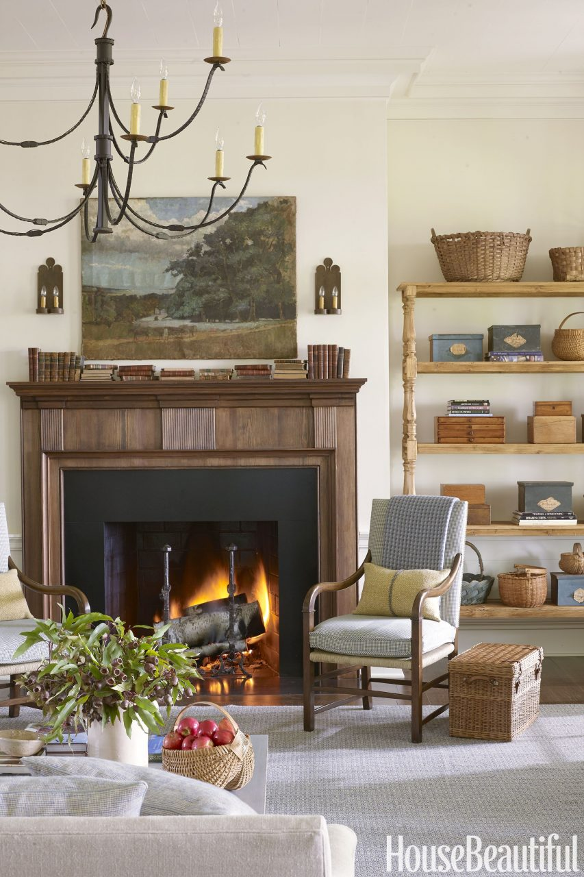 15 Cozy Fireplace Ideas Best Fireplace Mantel Designs Tips And