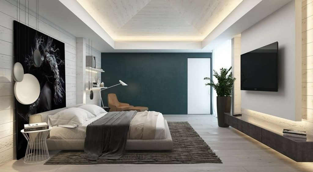 2 Accent Walls In Bedroom Luxury Bedroom Baffling Bedroom Accent