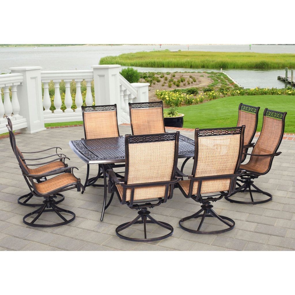 20 Awesome Hanover Outdoor Furniture Orleans 4 Piece Wicker Patio