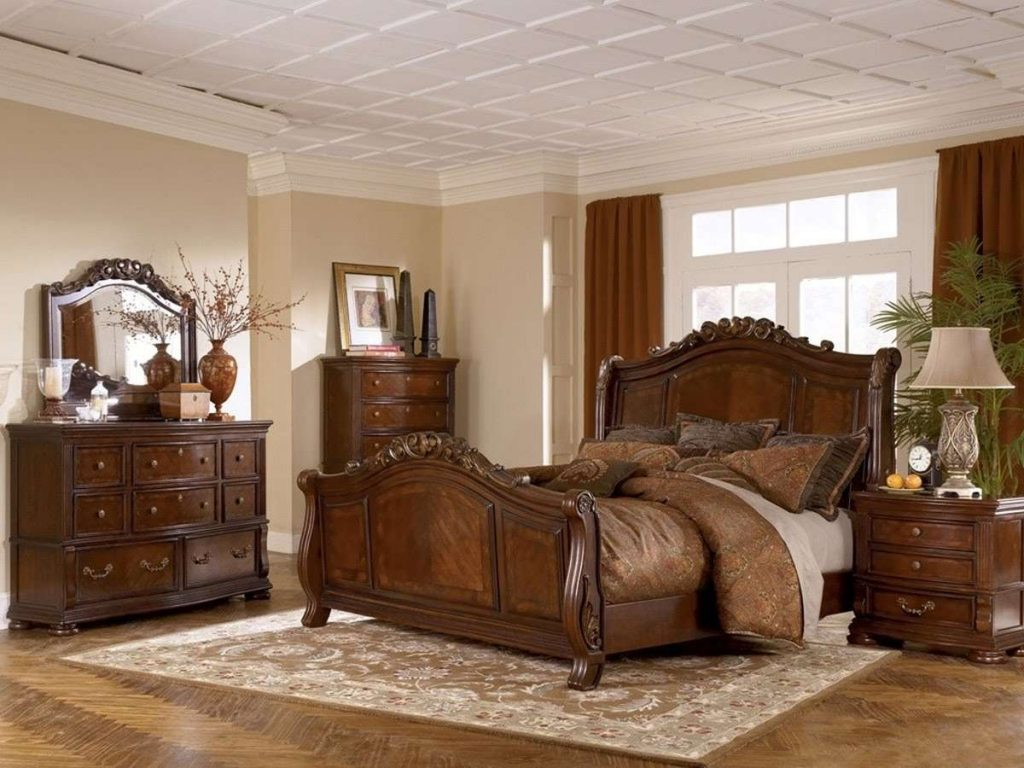 20 Lovely Ashley Furniture Marble Top Bedroom Set