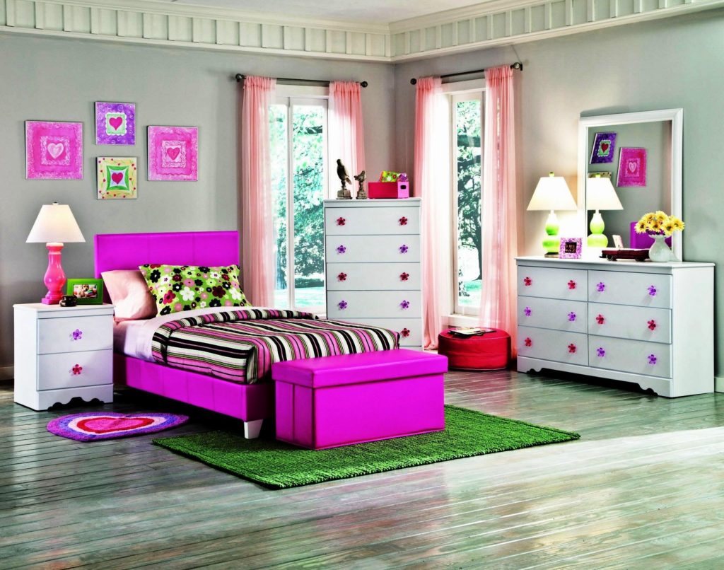 2019 Kids Bedroom Sets Girls Bedroom Sets With Storage Under Bed