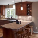 Kitchen Designs With Peninsula