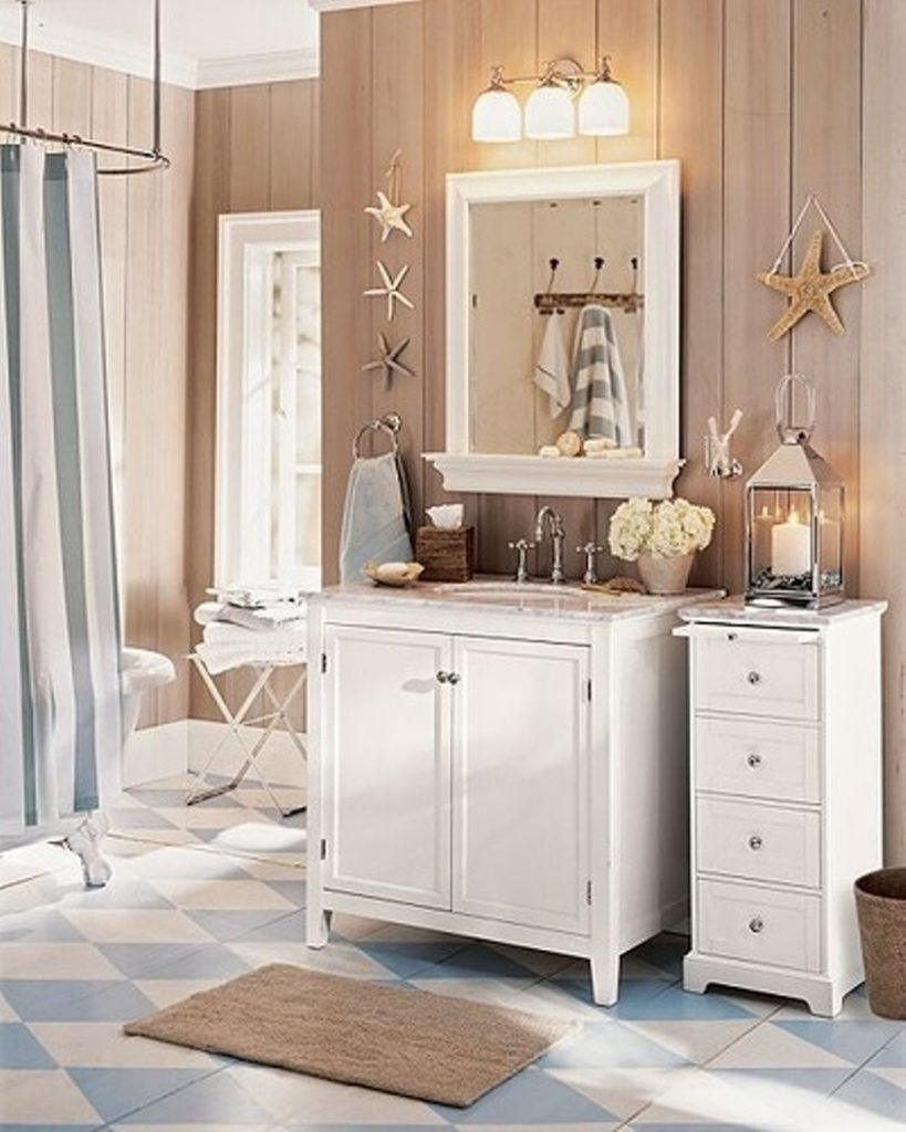 25 Best Nautical Bathroom Ideas And Designs For 2017 Cheerful Themed