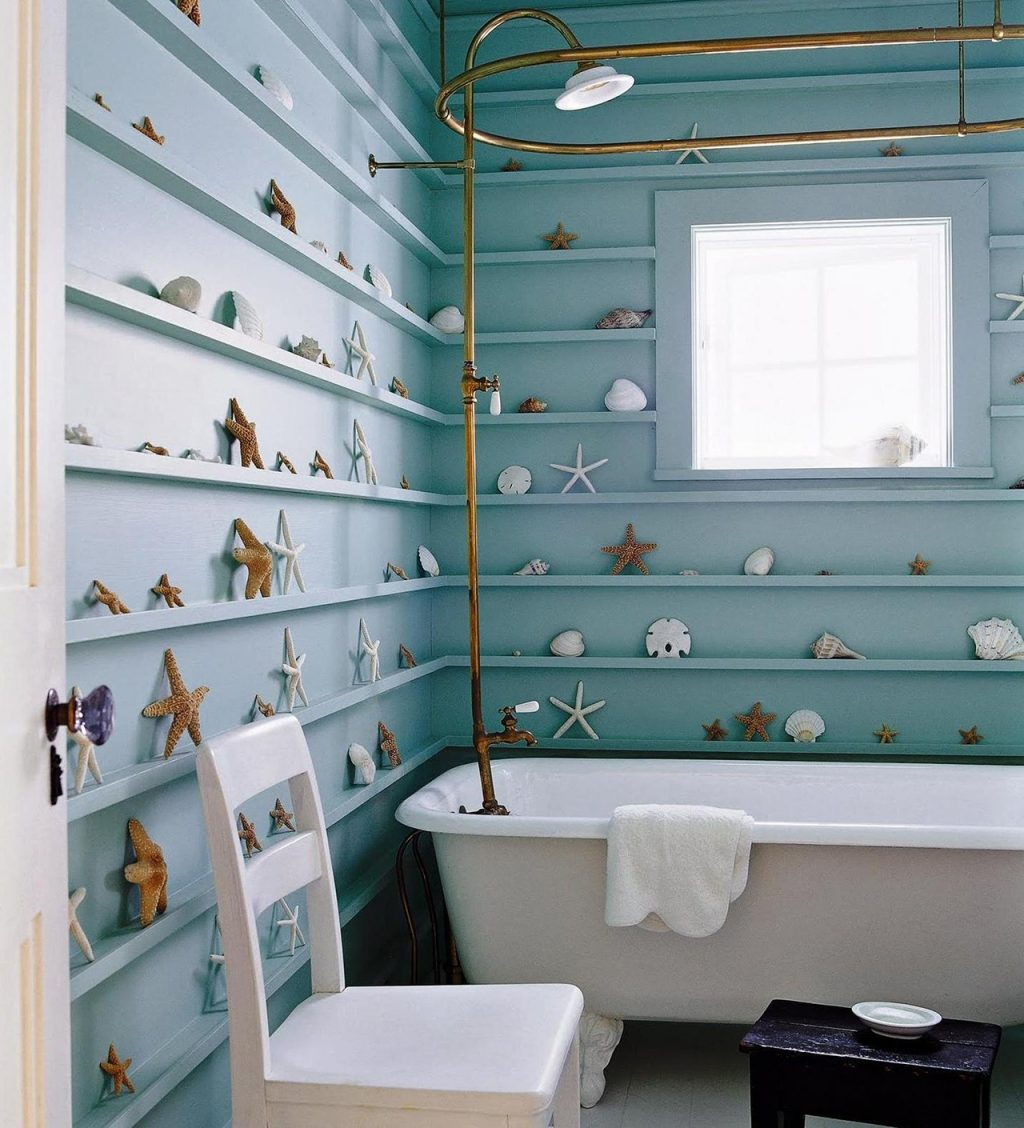 25 Best Nautical Bathroom Ideas And Designs For 2018