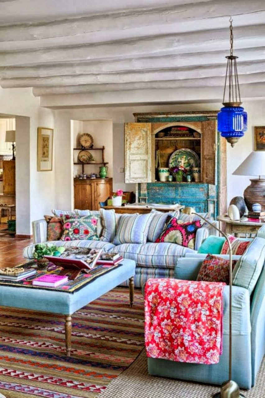 35 Bohemian Living Room Ideas Pinterest Living Room Ideas Room