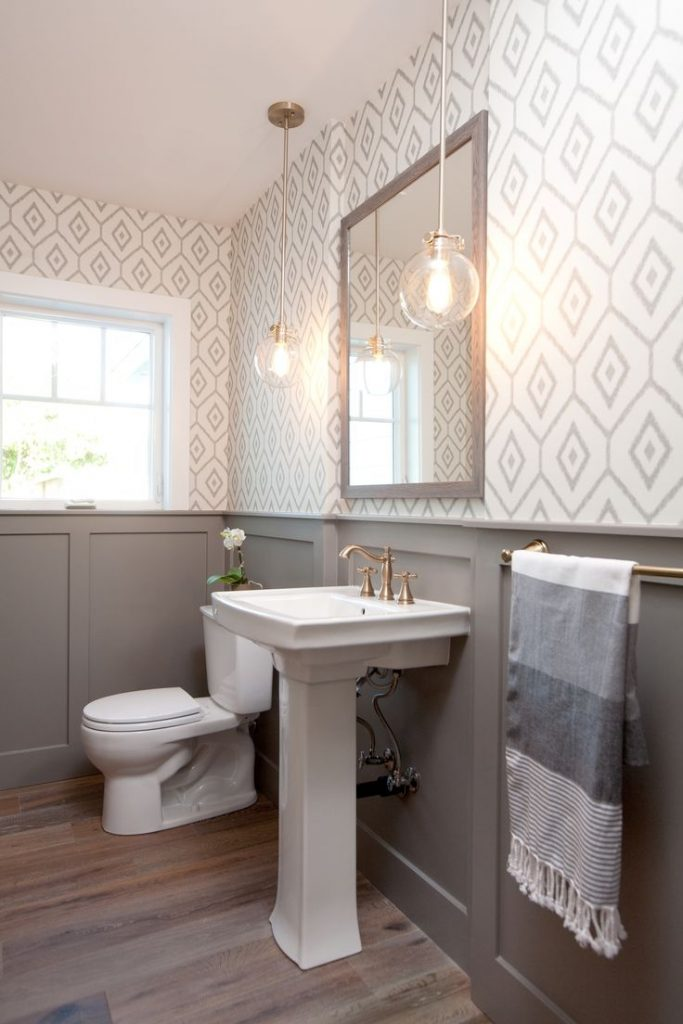 353 Best Bathroom Images On Pinterest Bathroom Bathrooms And