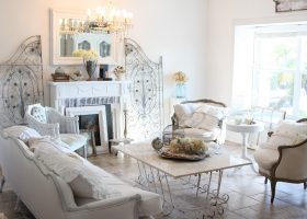 Living Room Ideas Country Chic