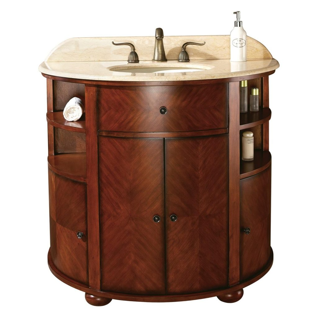 38 Oxford Bathroom Vanity Dark Oak Bathroom Vanities Bath