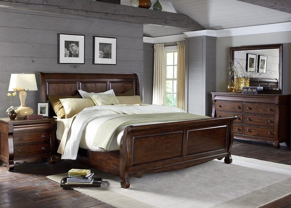 3d Model Pottery Barn Cros Bedroom Set Cgtrader With Sets And 3d