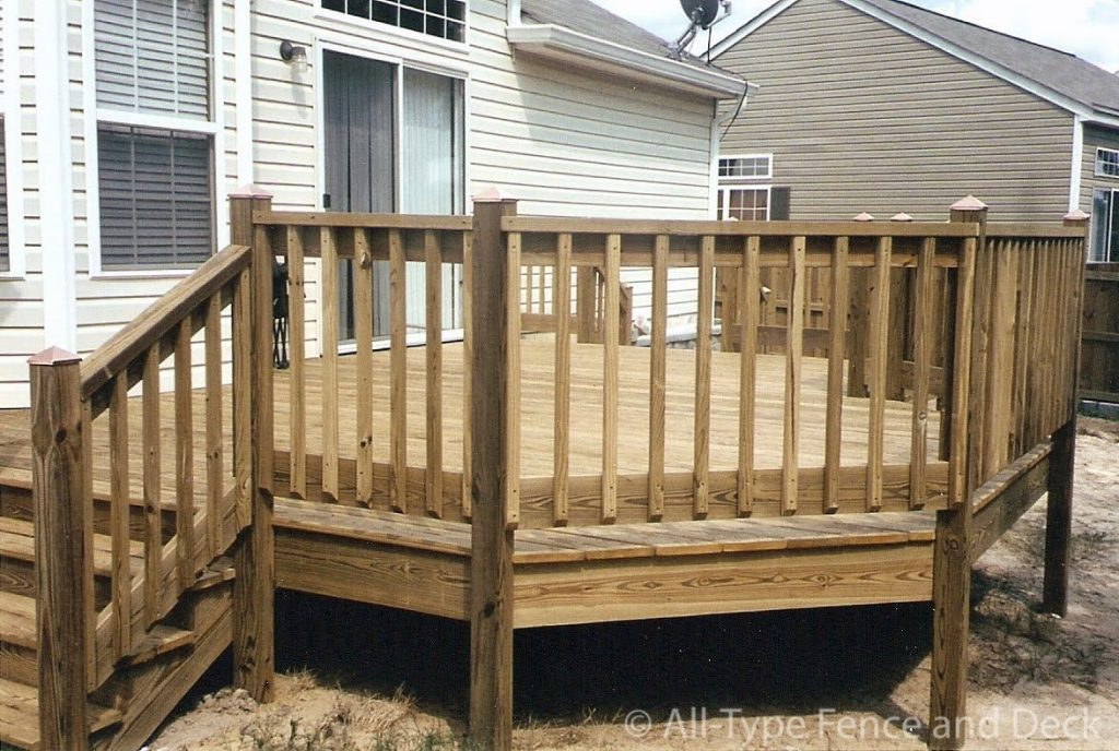 40 Creative Deck Railing Ideas For Inspiration Pinterest Deck