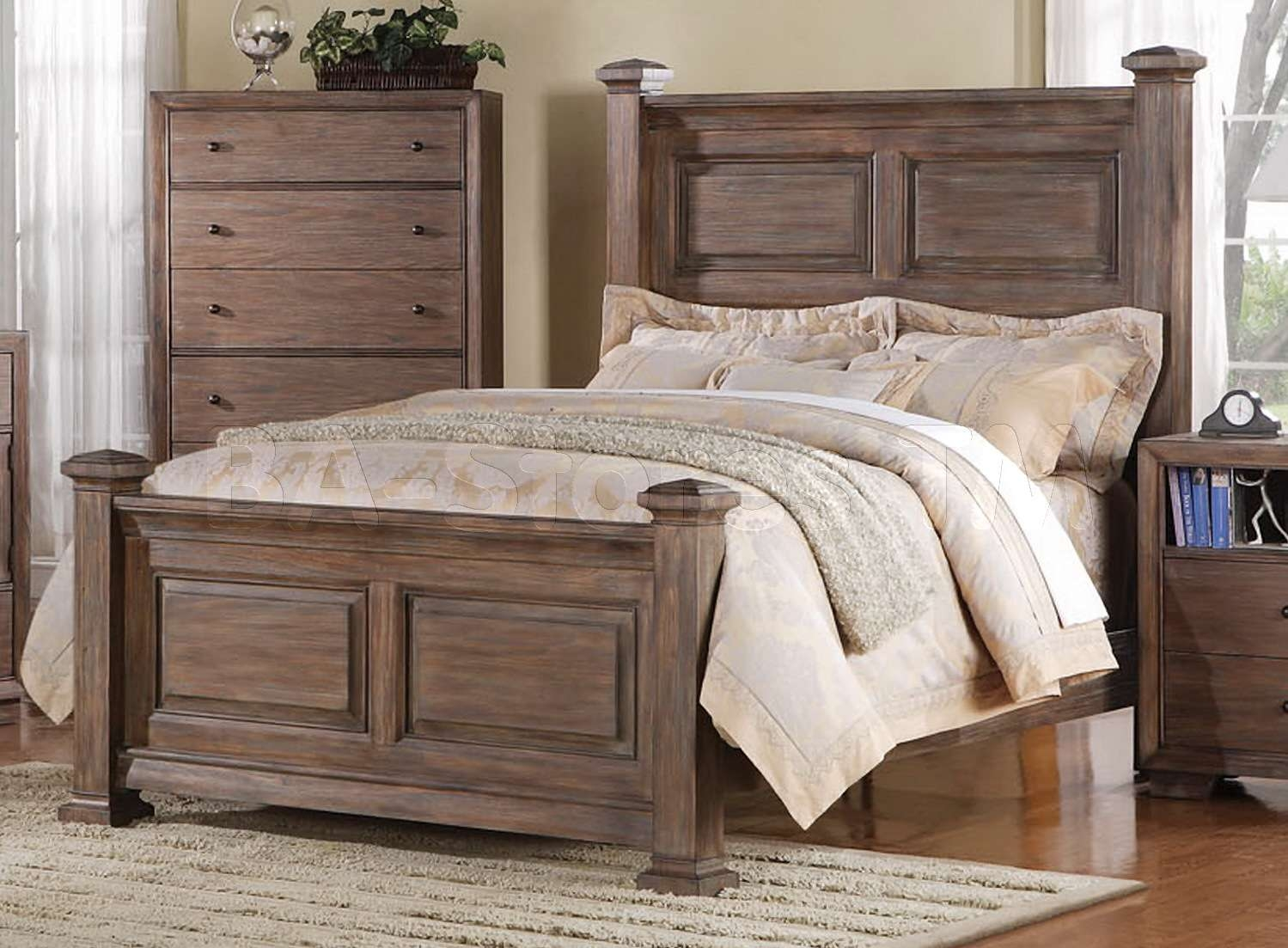 Picture of: 41 Best Of Distressed Wood Bedroom Furniture Exitrealestate540 Layjao