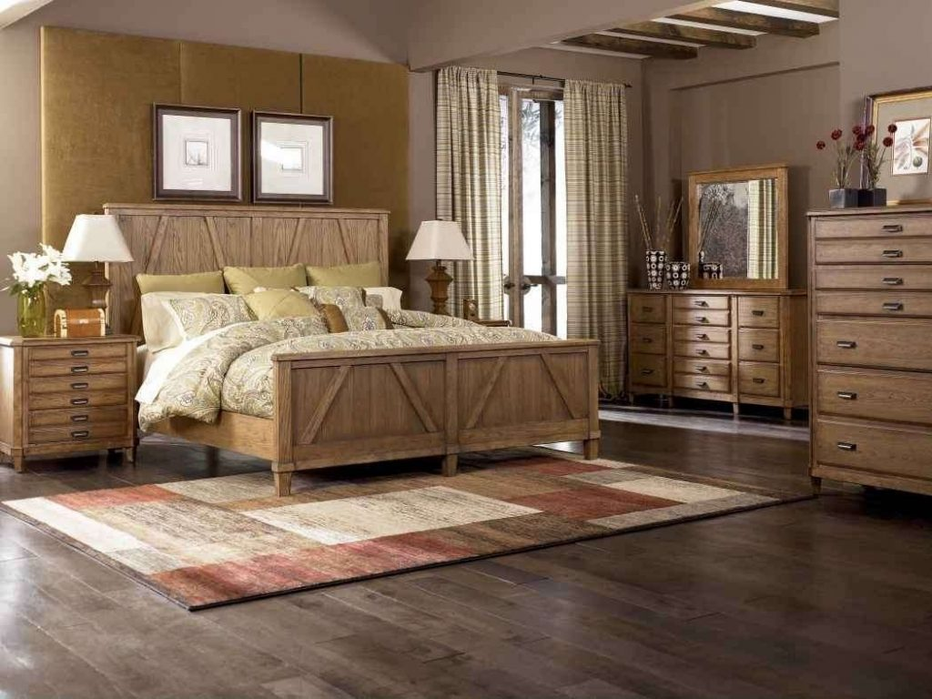 48 Elegant Wooden Bedroom Furniture Sets