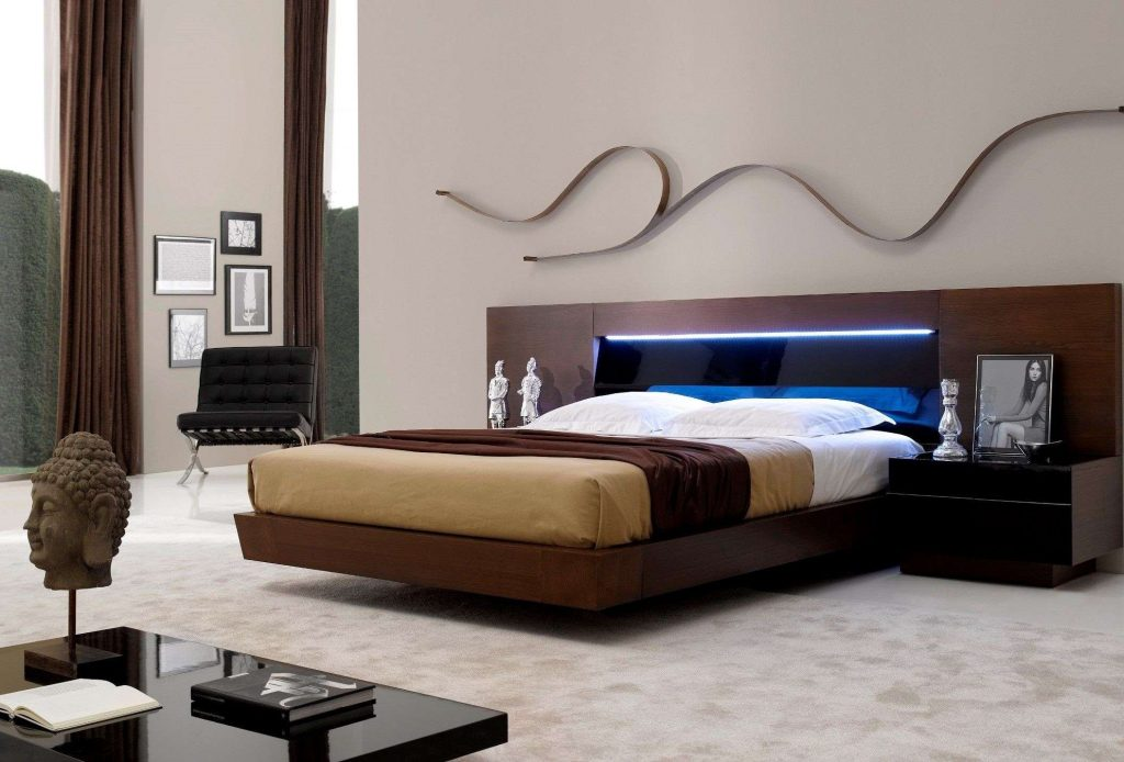 48 Inspirational Contemporary Bedroom Sets