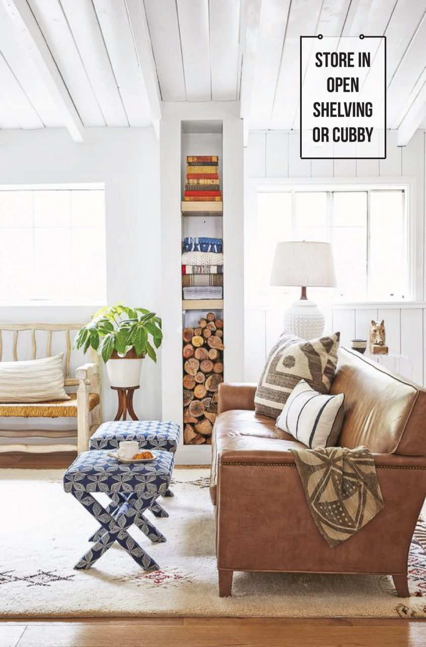5 Clever Ways To Incorporate Blanket Storage In Your Home Francois