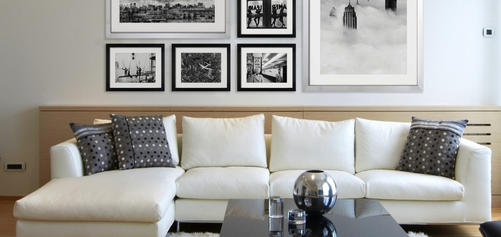 5 Steps To Building A Gallery Wall First Home Decorating Ideas