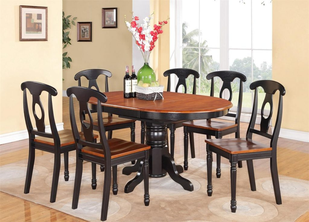 52 Black Kitchen Table Sets S M L Asuntospublicos