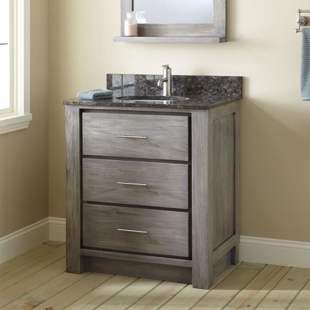 55 Small Bathroom Vanity Cabinets Best Interior Paint Brands Che