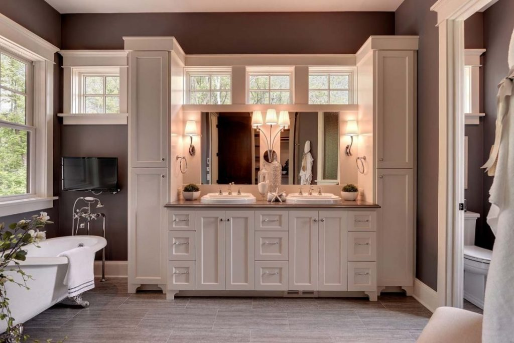 63 Most Killer Custom Bathroom Cabinets Gr Vanity Mn Ideas And