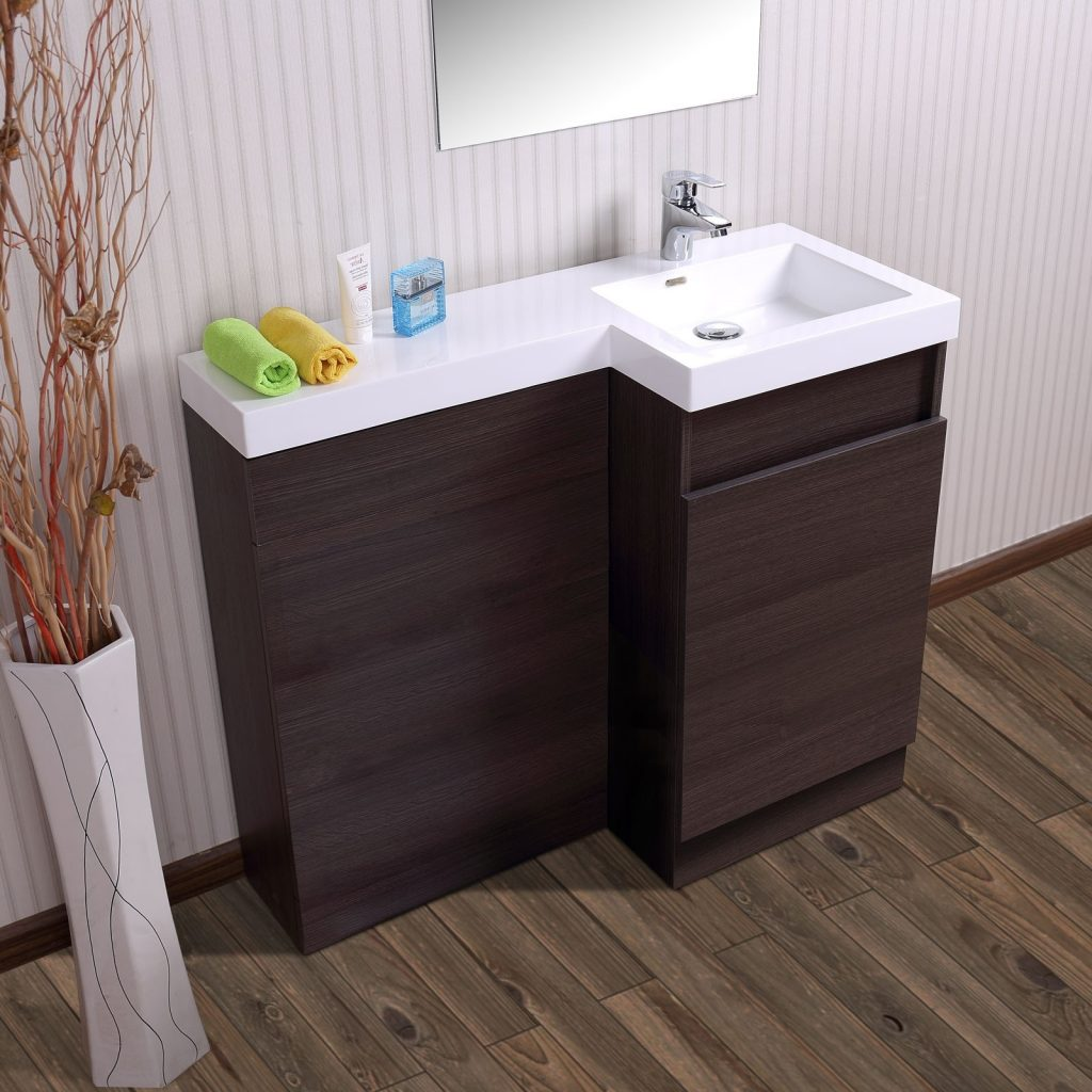 64 Most Skookum Wall Mounted Vanity Unit 800mm Bathroom With Sink