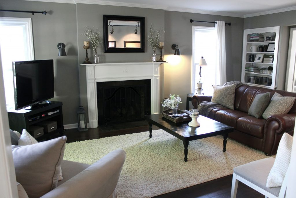 74 Small Living Room Design Ideas Pinterest Gray Paint Colors