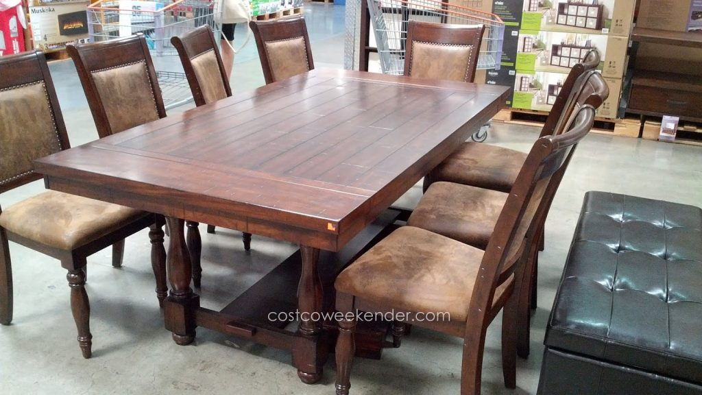 9 Piece Dining Set Costco Dining Room Ideas