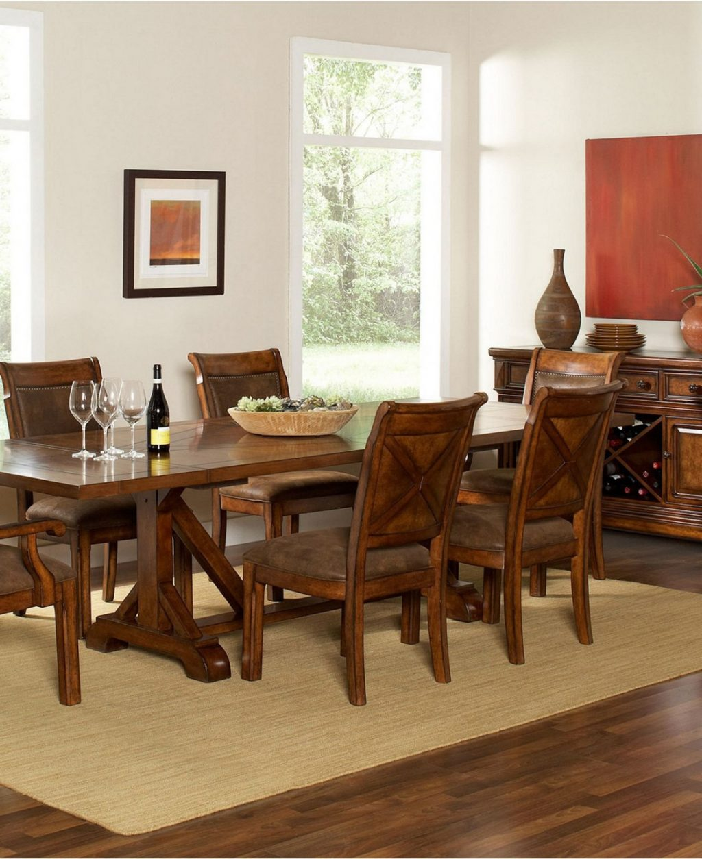 95 Macys Dining Room Table Sets Marais Dining Room Furniture 7