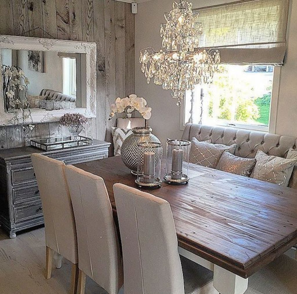 99 Amazing Rustic Dining Room Table Decor Ideas 99homy