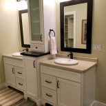A Center Built In Is The Perfect Master Bathroom Piece To Provide