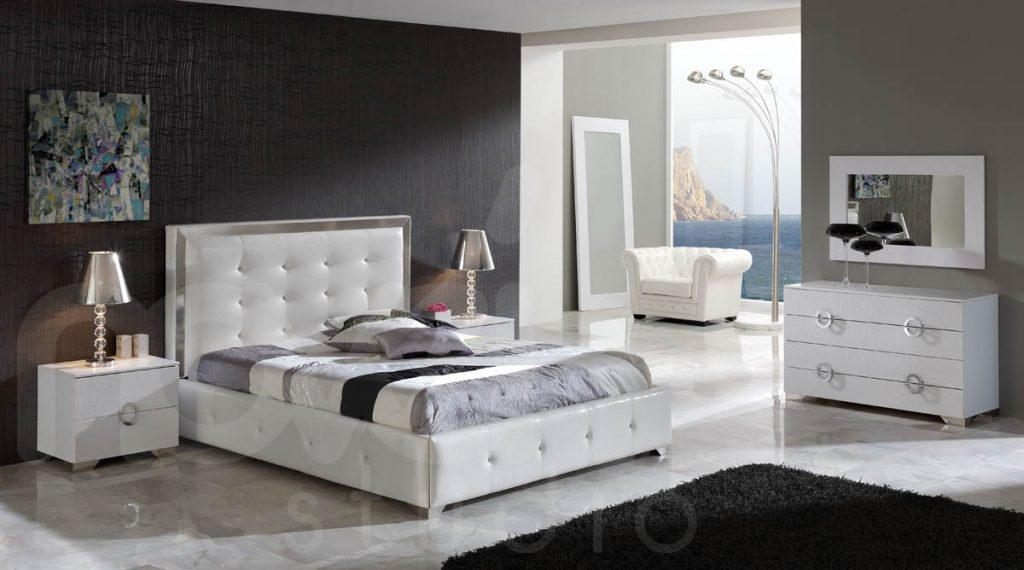 Adorn Your Dream House With The New White Bedroom Furniture Set