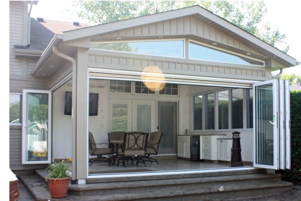 Agreeable Sunroom Additions Ideas Is Like Model Dining Room View A