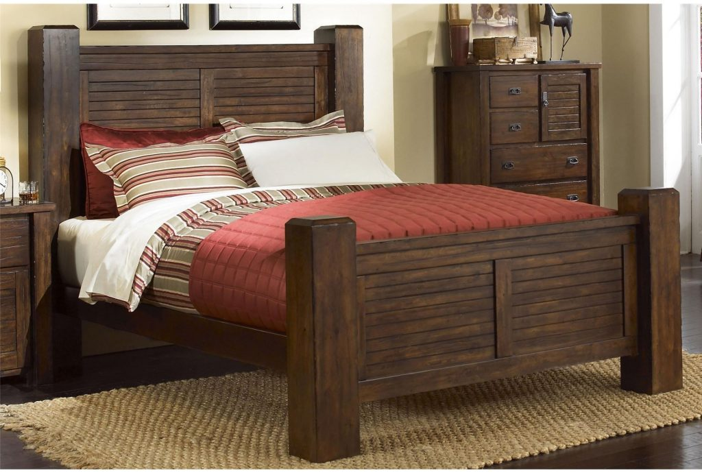 Albany Queen 4 Piece Bedroom Set Living Spaces Arelisapril