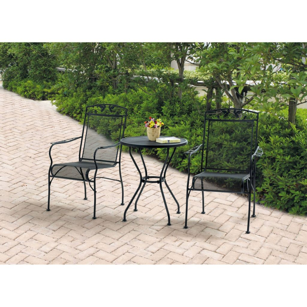 Alexandria Crossing 7 Piece Patio Dining Set Seats 6 Walmart