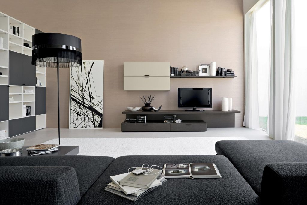 Amazing Of Contemporary Living Room Ideas Apartment On Mo 4073