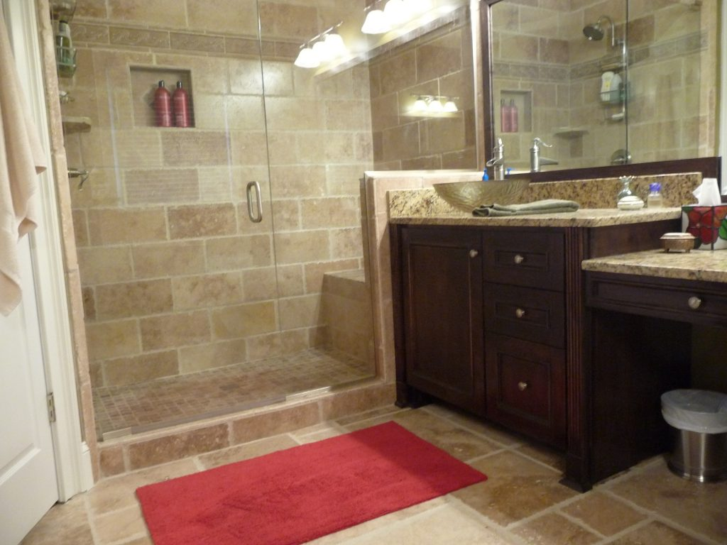 Amazing Of Gallery Of Simple Bathroom Remodel With Small 2544
