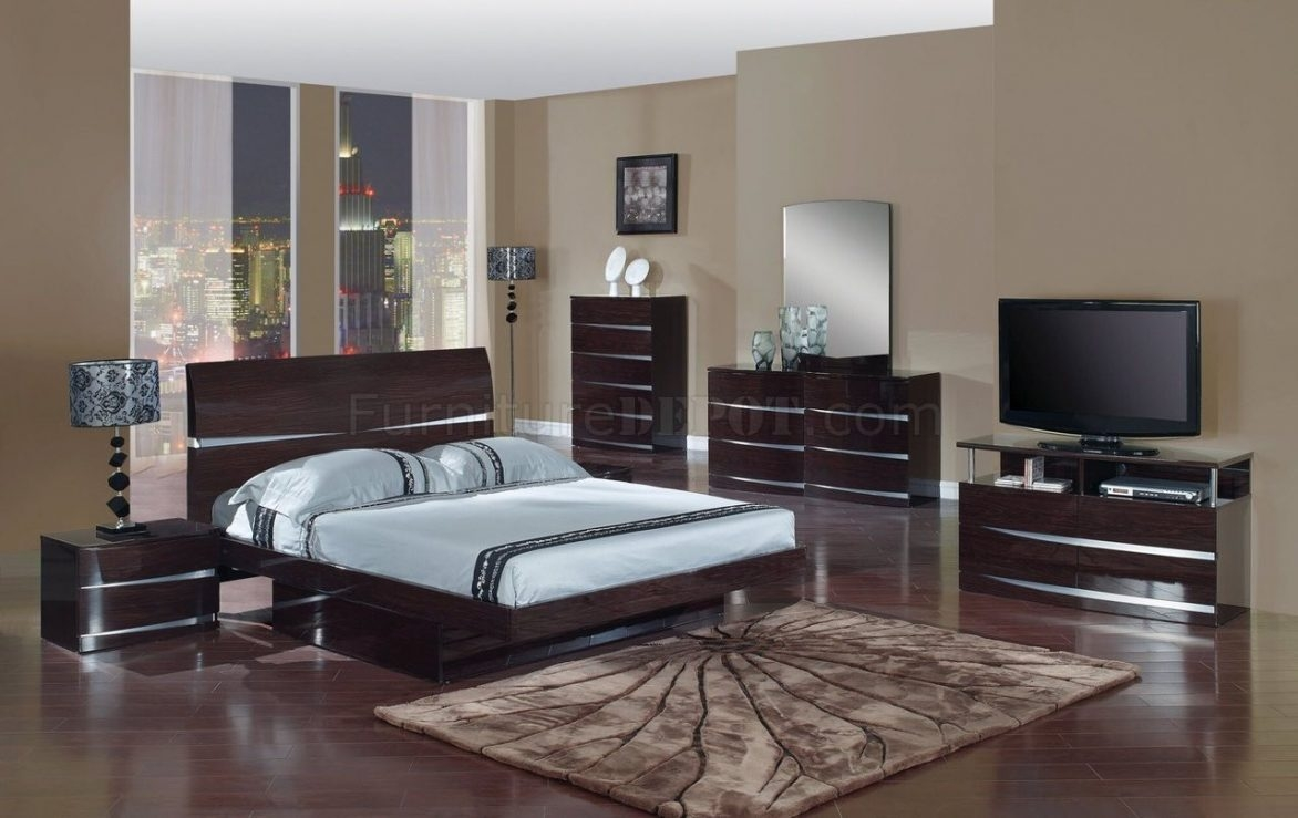 Amazing Style Modern Bedroom Sets Elegant Contemporary King Bringitt Layjao