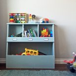 Ana White Toy Storage Bin Box With Cub Shelves Diy Projects