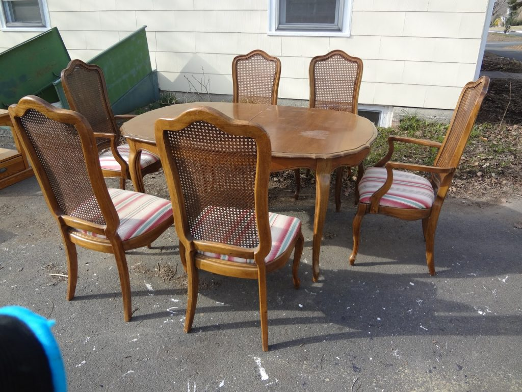 Antique Thomasville Dining Room Set Shapeyourminds