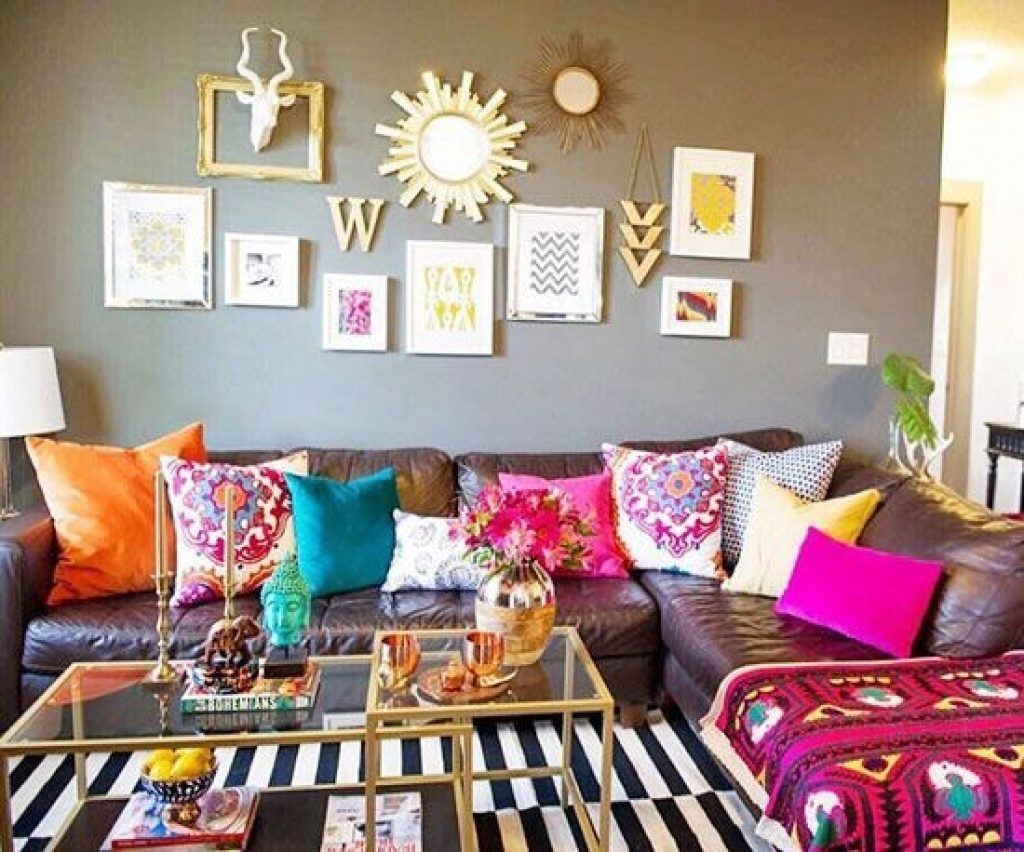 Apartments Best Home Decor Ideas Bohemian Chic On Boho Decorating
