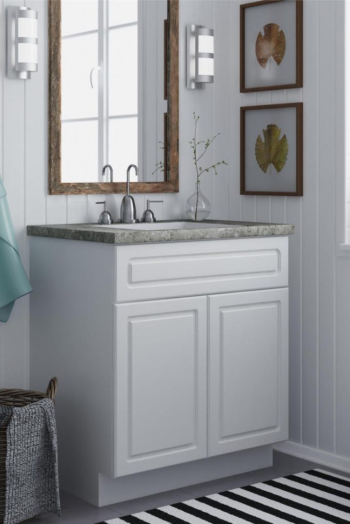 Arranging A Small Bathroom Vanity Tcg
