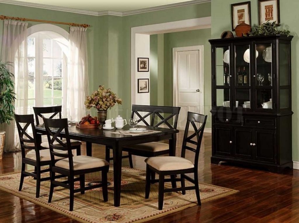 Artistic Dining Room Sets With Hutch 5 Esescatrina