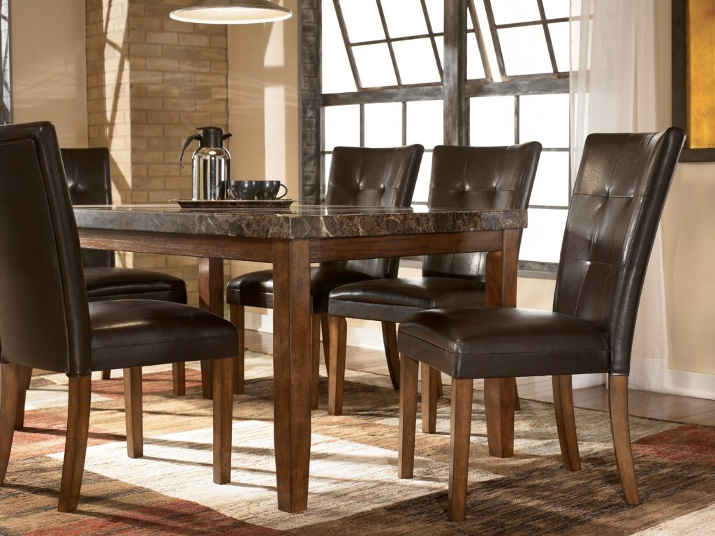 Ashley Furniture Dining Room Chairs Gray Wood Dining Chairs