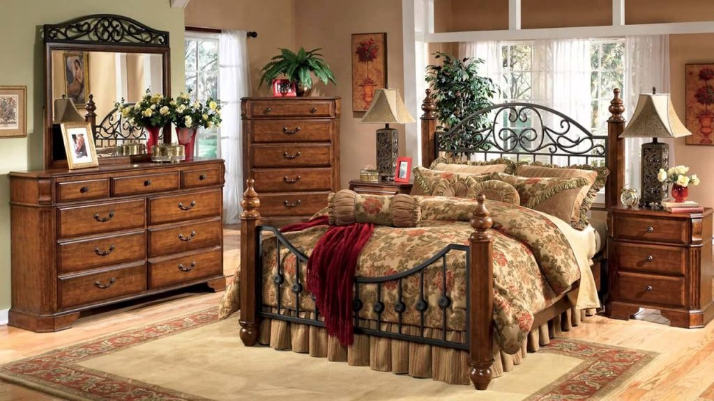 Ashley Furniture Discontinued Bedroom Sets Youtube
