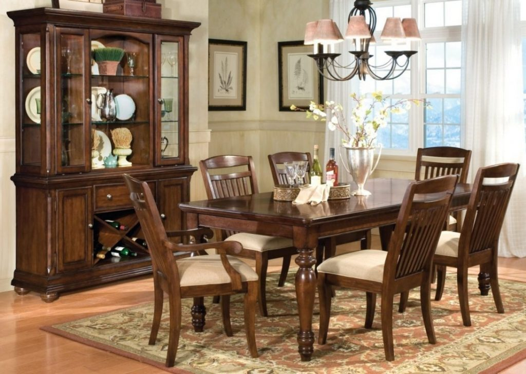 Ashley Furniture Marsilona Dining Room Table Glass Rectangular Lacey