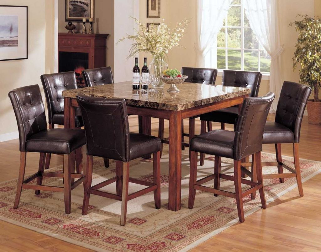 Astonishing Dining Room Furniture Legs Bar Pallet Rooms To Go Table