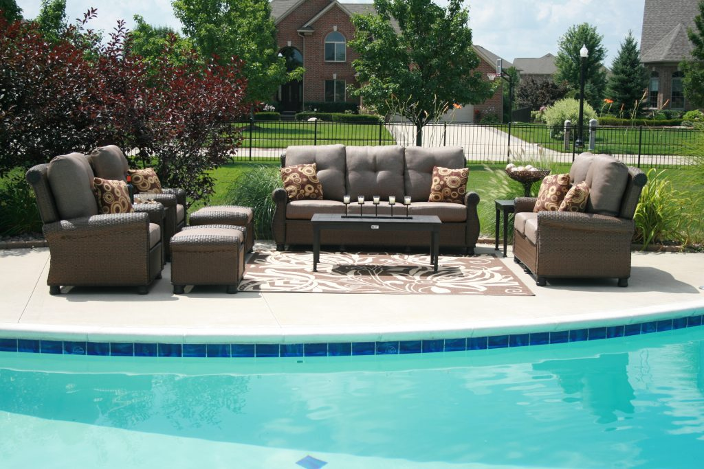 Attractive Patio Furniture Greenville Sc Residence Decor Photos Pool